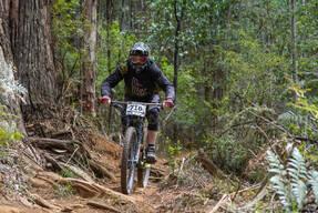 Photo of Cameron BRADBURY at Narbethong, VIC