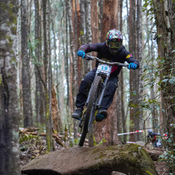 Photo of Chris WHITELOCK at Narbethong, VIC