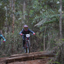 Photo of Aaron AITCHISON at Narbethong, VIC