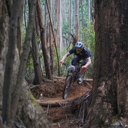 Photo of Gareth MACK at Narbethong, VIC
