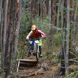 Photo of Jeremy HENDERSON at Narbethong, VIC