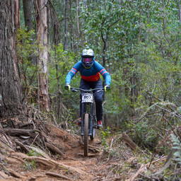 Photo of Michael TENISWOOD at Narbethong, VIC