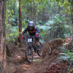 Photo of Andrew HAUGHTON at Narbethong, VIC