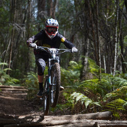 Photo of Heath HODGSON at Narbethong, VIC