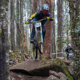 Photo of Simon GILLESPIE at Narbethong, VIC