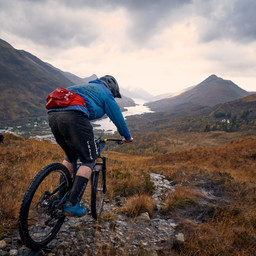 Photo of Edward RILEY at Kinlochleven