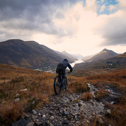 Photo of Duncan PYE at Kinlochleven