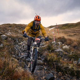 Photo of Ian WRIGLEY at Kinlochleven