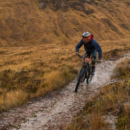Photo of Lee BAINES at Kinlochleven