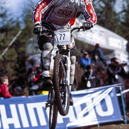Photo of Steve GEALL at Fort William