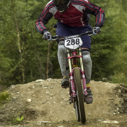 Photo of Ian WARBY at Fort William