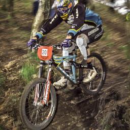 Photo of Dan CRITCHLOW at Mountain Ash