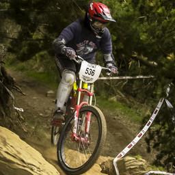 Photo of Nicky BELTON at Mountain Ash