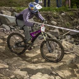 Photo of Rhian ATHERTON at Ae Forest