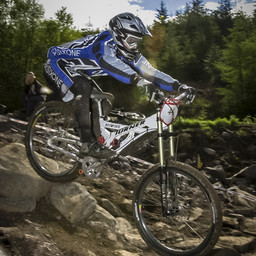 Photo of Dale MCMULLAN at Ae Forest