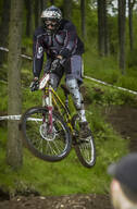 Photo of Chris MARSHALL at Ae Forest