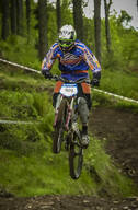 Photo of Chris SINDEN at Ae Forest