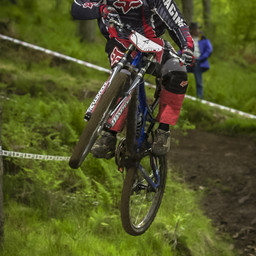 Photo of Crawford CARRICK-ANDERSON at Ae Forest