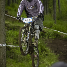 Photo of Toby FRITH at Ae Forest