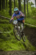 Photo of Scott TANKARD at Ae Forest