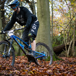 Photo of Dave HARVEY at Queen Elizabeth Country Park