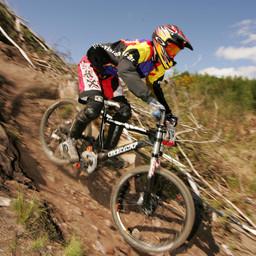 Photo of Michael LANG at Dunkeld