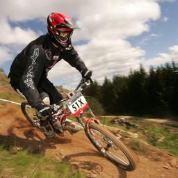 Photo of Tim WILCOX at Dunkeld