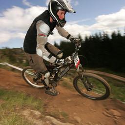 Photo of Andy KIPLING at Dunkeld