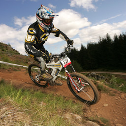 Photo of Brian MIDDLETON at Dunkeld