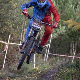 Photo of Joel ALLPORT at Stile Cop