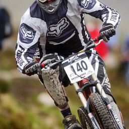 Photo of Graeme FORREST at Fort William