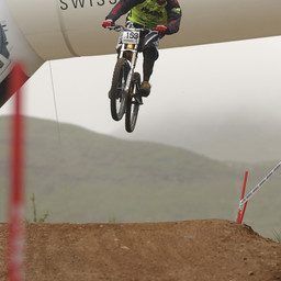 Photo of Dave SMITH (exp) at Fort William