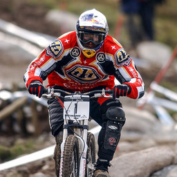 Photo of Nathan RENNIE at Fort William