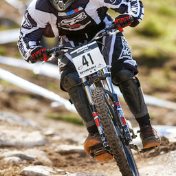Photo of Chris BALL (1) at Fort William