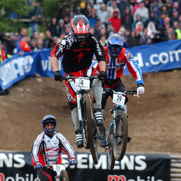 Photo of Multiple riders at Fort William