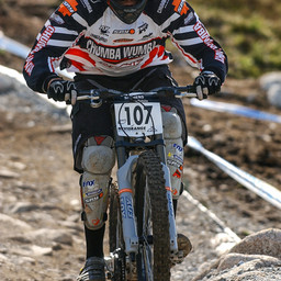 Photo of Duncan RIFFLE at Fort William