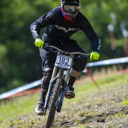 Photo of Tim PRICE at Méribel
