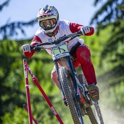Photo of Luca SHAW at Méribel