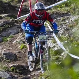 Photo of Neil STEWART (elt) at Méribel