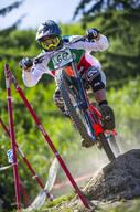 Photo of Mike SCHAER at Méribel