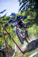 Photo of an untagged rider at Méribel