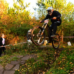 Photo of Carl BLOOMFIELD at Stile Cop