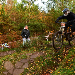 Photo of Kev TOWNING at Stile Cop