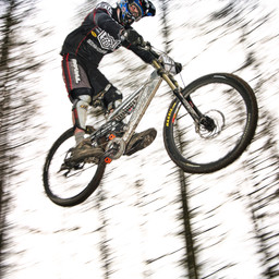 Photo of Brendan FAIRCLOUGH at Ae Forest