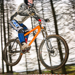 Photo of Aaron FORSTER at Ae Forest