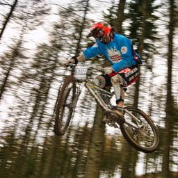 Photo of Alasdair MACLENNAN at Ae Forest
