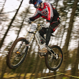 Photo of Paul BOWYER at Ae Forest