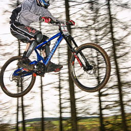 Photo of Kris HARGREAVES at Ae Forest