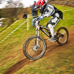 Photo of Rider 838 at Ae Forest