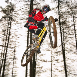 Photo of Andy AYERS at Ae Forest